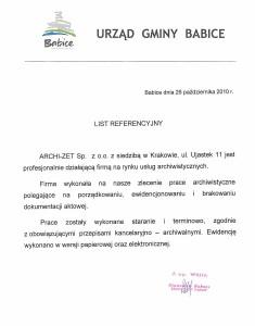 List-referencyjny-UG-Babice-archizet